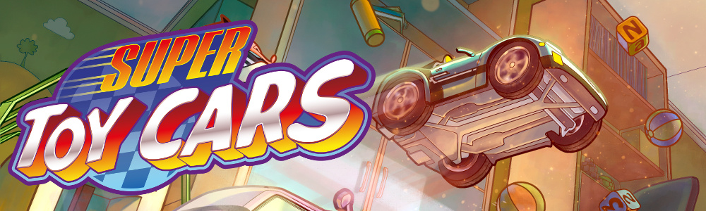 Entrevista al estudio Eclipse Games, creadores de Super Toy Cars