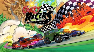 Crazy Racers Poster