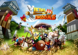 Viking Kingdoms Poster