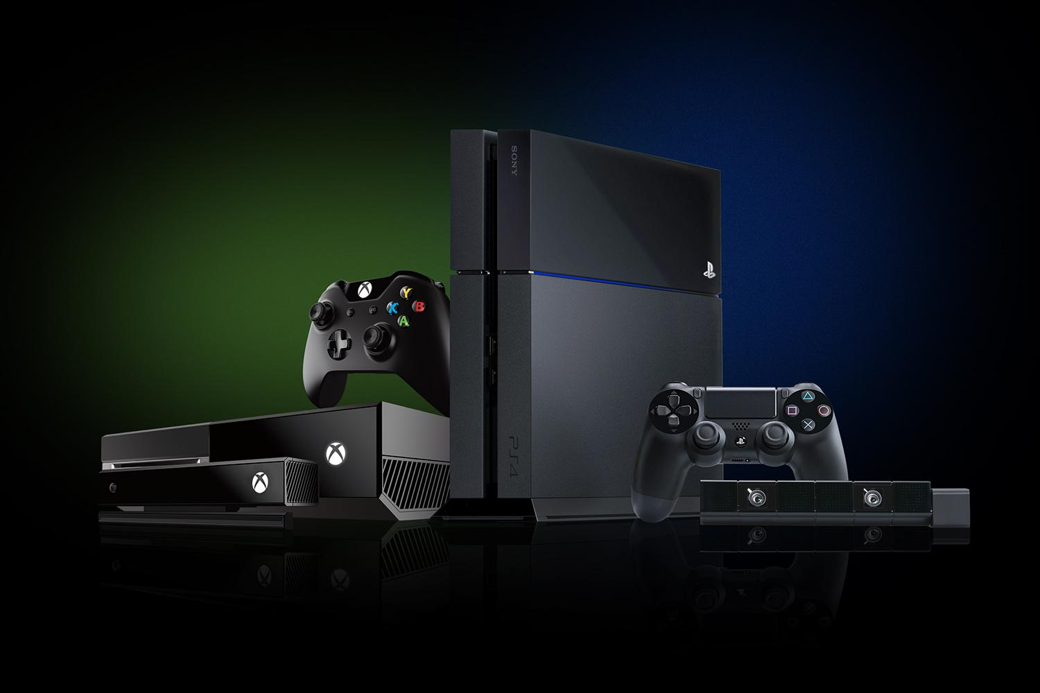 PlayStation 4 o Xbox One, ¿quién domina en Estados Unidos?