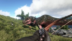 ark survivel evolved
