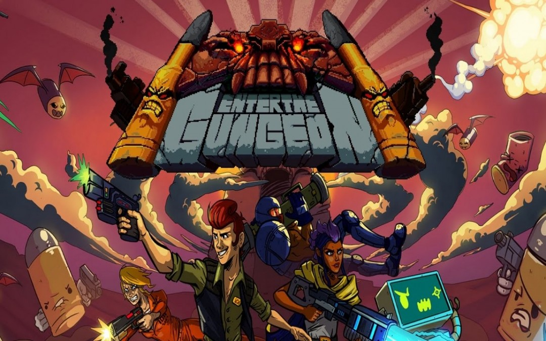 Enter The Gungeon vende más de 200.000 copias en una semana