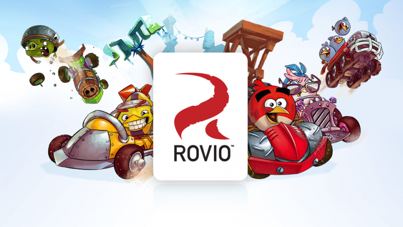 Rovio vende su estudio de animación de TV a Kaiken Entertainment