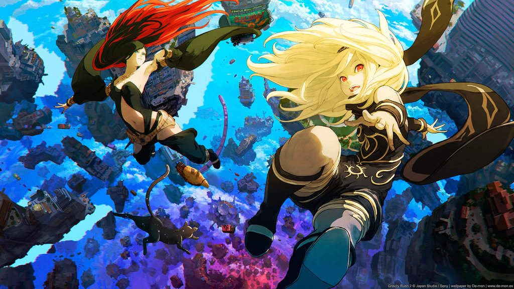 El anime de Gravity Rush llegará a Occidente, estará disponible de forma gratuita en Youtube