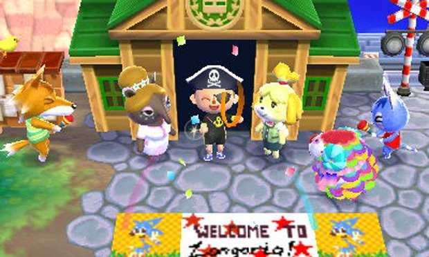 Animal Crossing New Leaf Welcome Amiibo Hairstyle Guide
