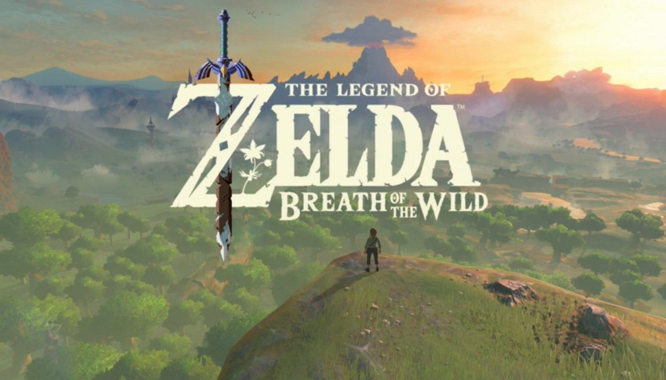 Nintendo confirma que The Legend of Zelda: Breath of the Wild será el último juego que lanzará para Wii U.