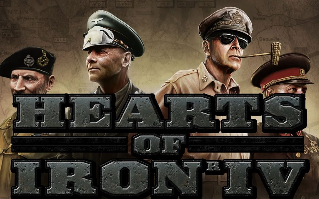 Hearts of Iron IV supera las 500.000 copias vendidas