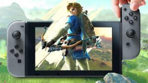 legend-zelda-breath-wild-nintendo-switch