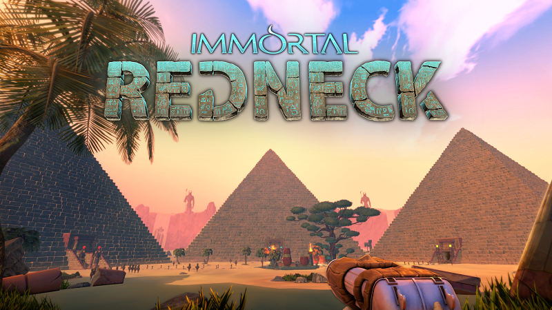Immortal Redneck de Crema Games, ya disponible en Steam