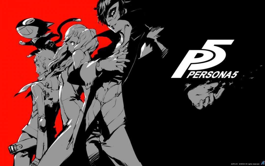 Persona 5 se coloca líder del ranking británico en su debut en el mercado occidental