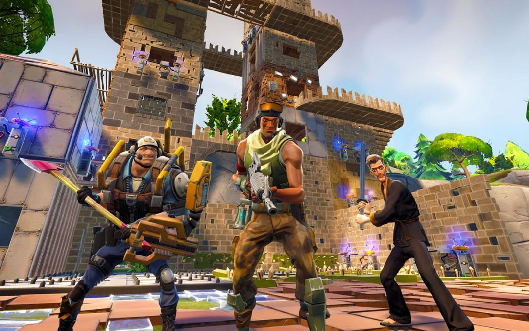 Koch Media distribuirá Fortnite en Europa a partir del próximo 21 de julio