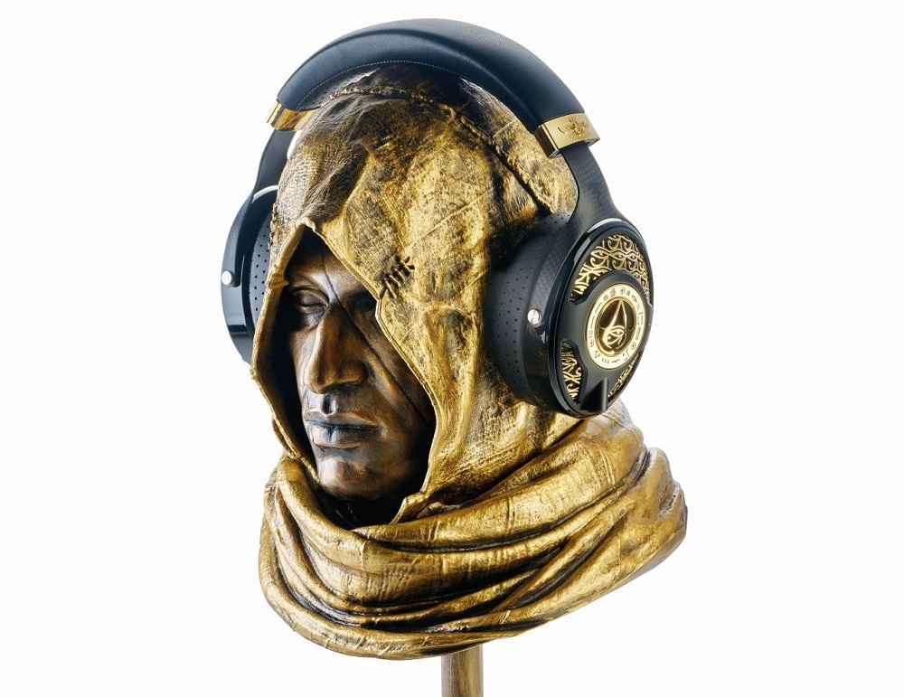 Una Edicion Limitada De 10 Auriculares De Assassin S Creed Origins
