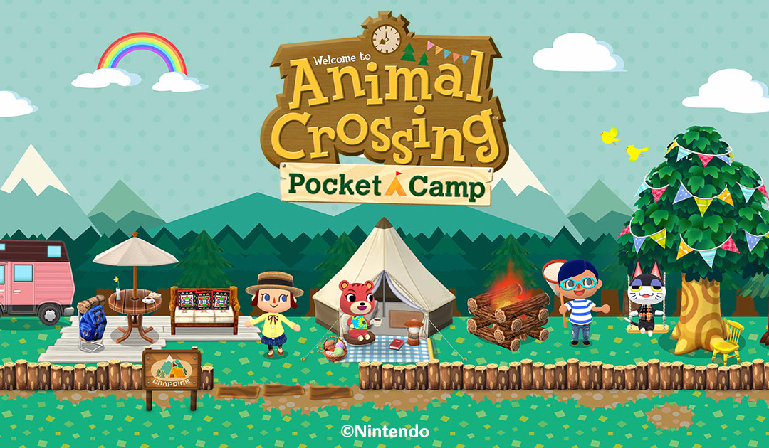 Animal Crossing: Pocket Camp supera las 15 millones de descargas en seis días