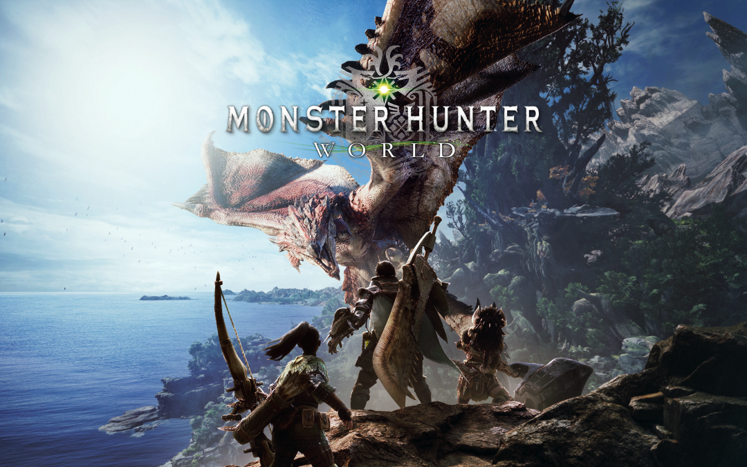 TOP UK: Monster Hunter: World debuta liderando