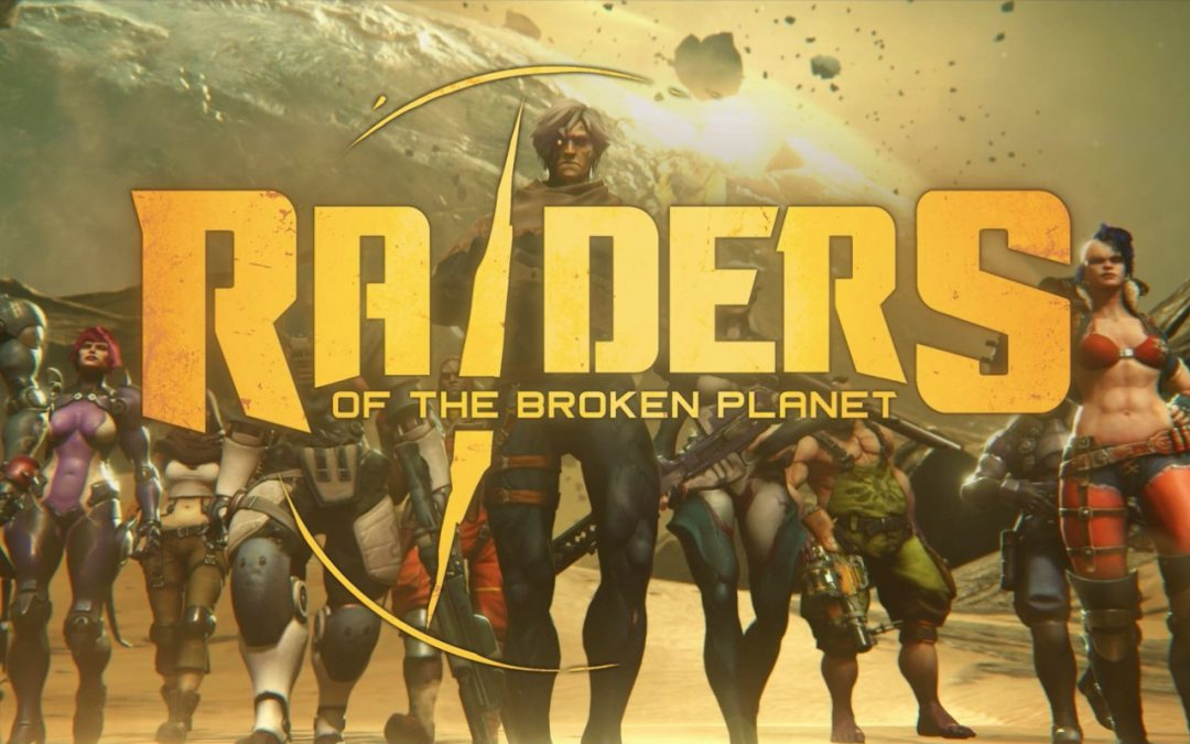 Doldren: Nuevo personaje para Raiders of the Broken Planet
