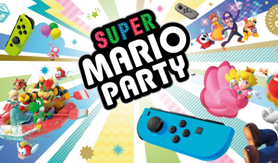 Super Mario Party supera las 1,5 millones de copias vendidas
