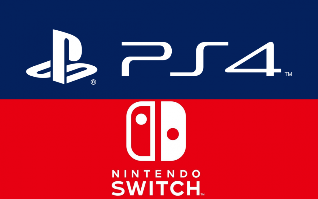 Las ventas de Switch ya superan a las de PS4 en Japón