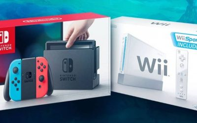 Switch vs Wii: comparativa de ventas en Europa