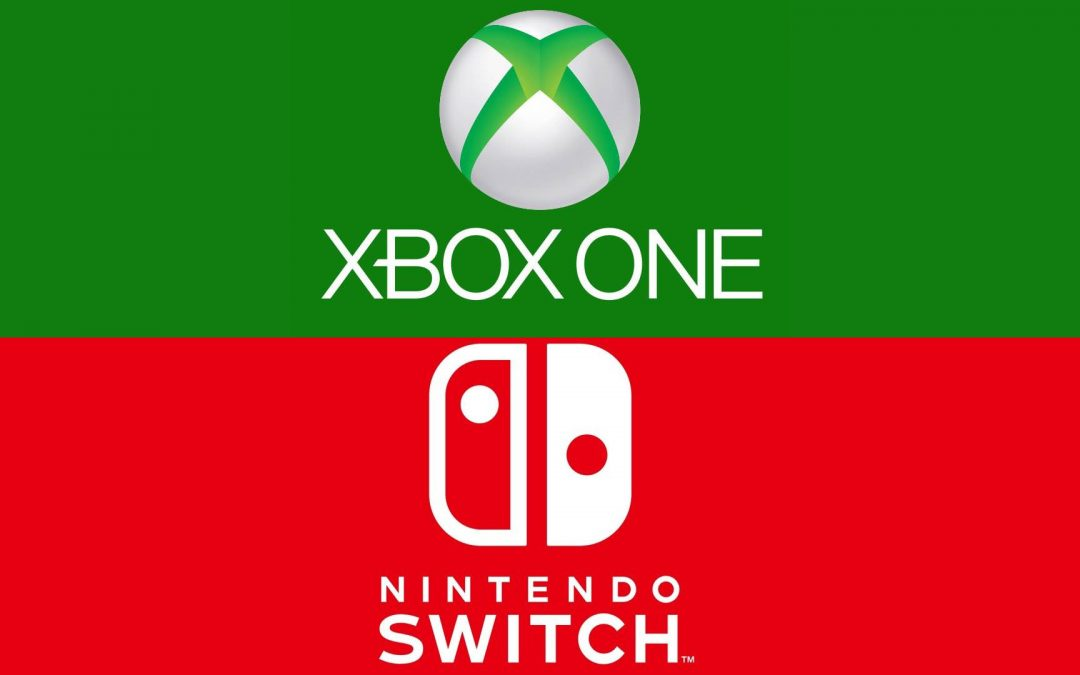 Switch, cerca de alcanzar en ventas a Xbox One