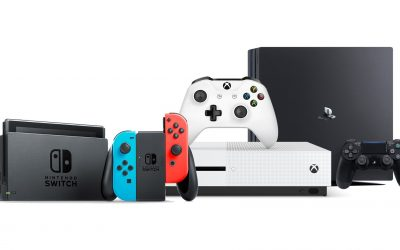 PlayStation 4, Xbox One y Switch: tendencia de ventas desde 2017