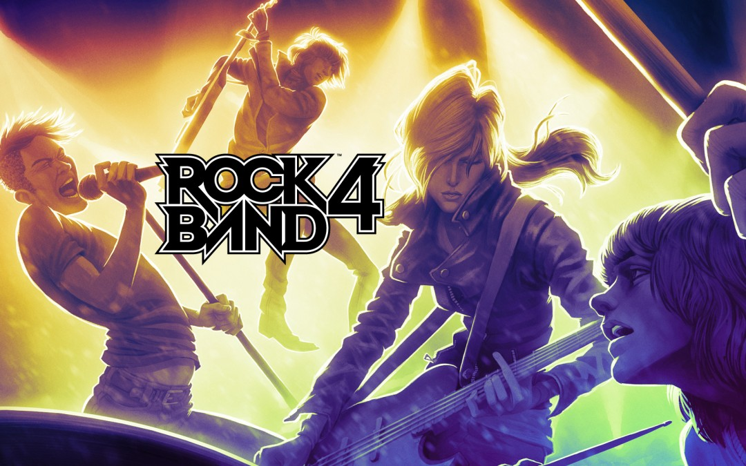 Performance Designed Products será el nuevo distribuidor de controladores de Rock Band 4