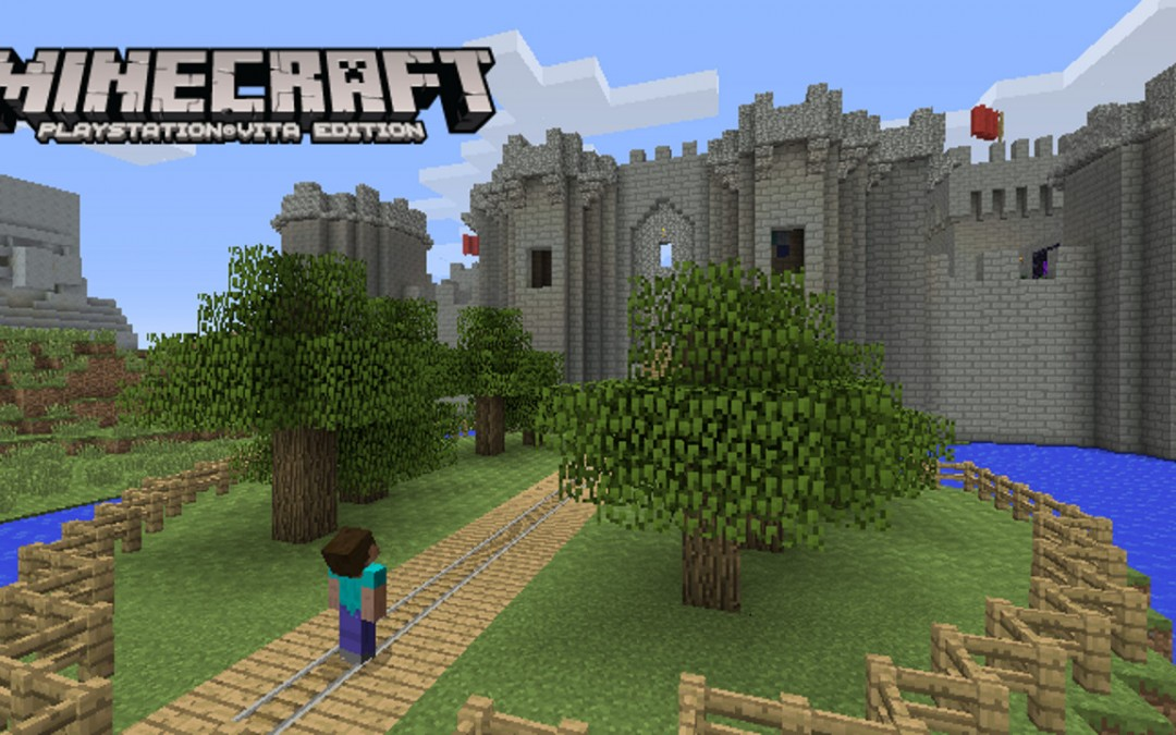 Minecraft Playstation Vita Edition Alcanza El Millon De Ventas En Japon Gamedustria Com