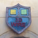 Crónica: 3D Wire