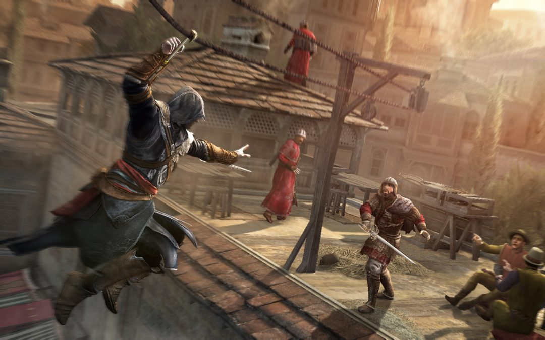 Netflix y Ubisoft producirán la serie de acción real Assassin's Creed